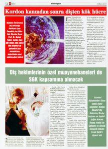 Dentram Medimagazin Gazetesi Haberi