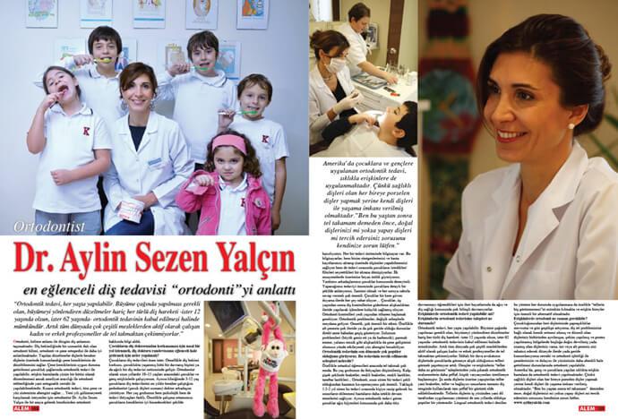 Dentram Alem Dergisi Röportajı