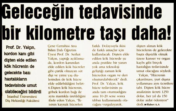 Dentram Anadolu Ajansı Haberi