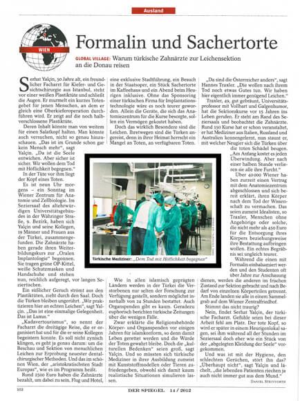 Dentram Der Spiegel Haberi
