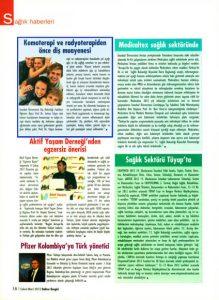 Dentram Doktor Dergisi Haberi