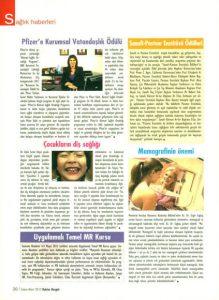 Dentram Doktor Dergisi Çocuk Diş Sağlığı Haberi