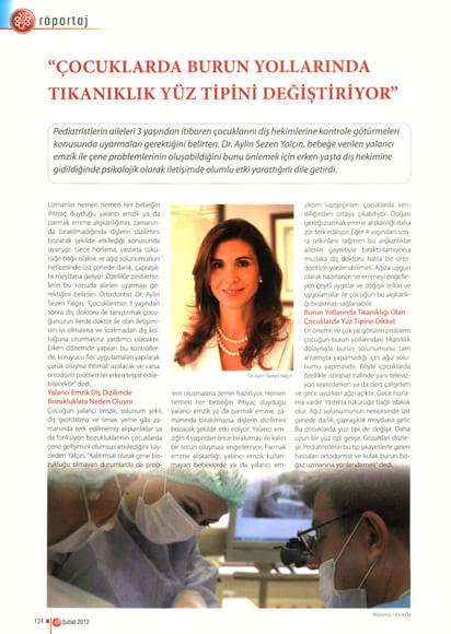 Dentram Esra Öz Röportajı