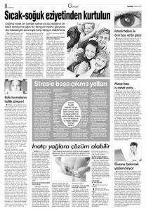 Dentram Günboyu Gazetesi Haberi
