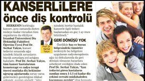Dentram Hürriyet Gazetesi Haberi