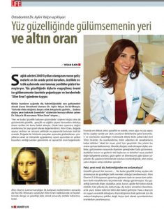 Dentram Kadıköy Life Dergisi Röportajı