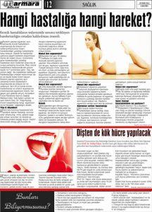 Dentram Marmara Bölge Gazetesi Haberi