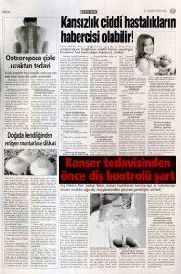 Yeni Nesil Gazetesi Röportajı 2012